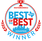 Best of the Best Houston Finalist